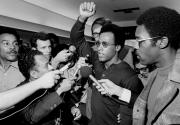 Huey P. Newton Pushed Black Americans to Fight Back