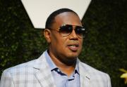 MASTER P & FORMER NBA ALL-STAR BARON DAVIS IN PROCES...