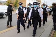 Police officer shot dead at Croydon Custody Centre