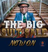 The Big Suit Sale - Kwame Koranteng