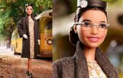 Barbie debuts Rosa Parks doll as part of series honoring iconic women