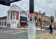 POLICE KILL WOMAN WALKING HOME FROM CLAPHAM TO BRIXTON