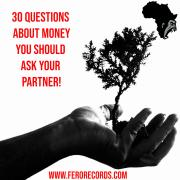 30 questions about money you should ask your partner