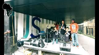 FEROfamily performing in Croydon